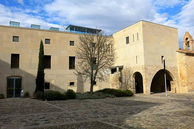 Hospederia del Monasterio de Poblet