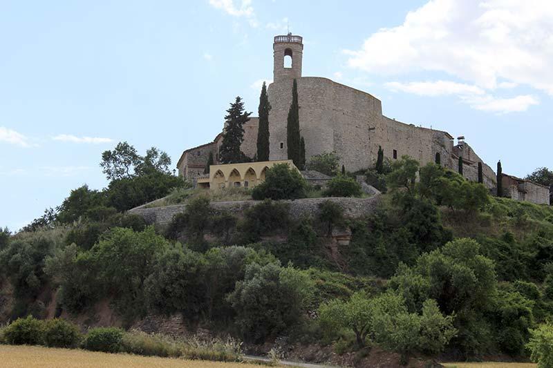 Montfalco Murallat