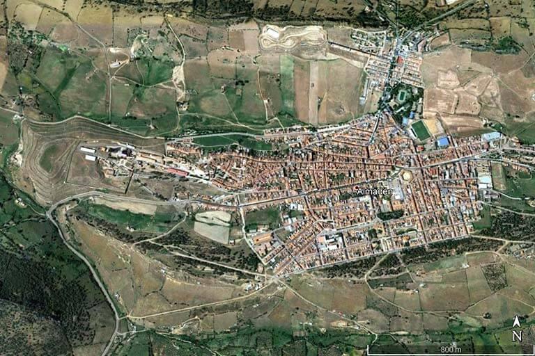 Almaden (Google earth 2020-03-15)