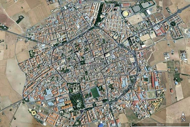 Almagro(Google earth 2019-10-21)