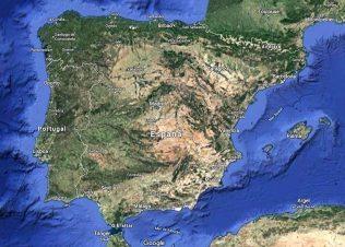 España (Google maps 2019-12-15)
