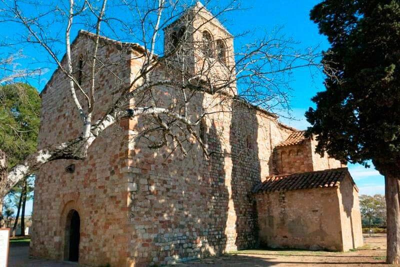 Iglesia-románica-de-Santa-María-de-Barberà-del-Vallès