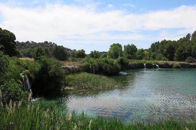Lagunas de Ruidera Laguna Lengua