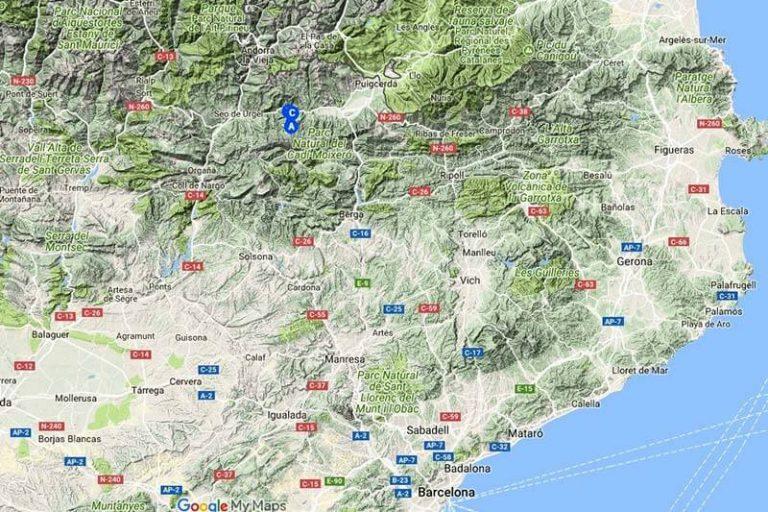 Mapa situacio Querforadat-(Google-maps-2018-07-16)