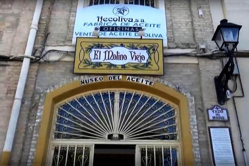 Sede del Museo El Molino Viejo, Cabra