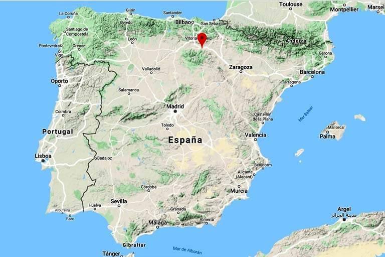 Hotel Bodega Finca de los Arandinos (Google-maps-2020-01-24)