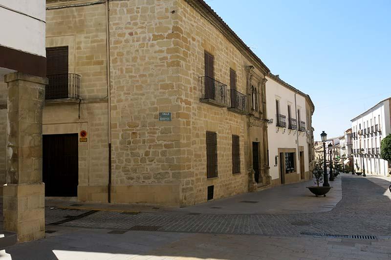 Baeza Casa Cabrera