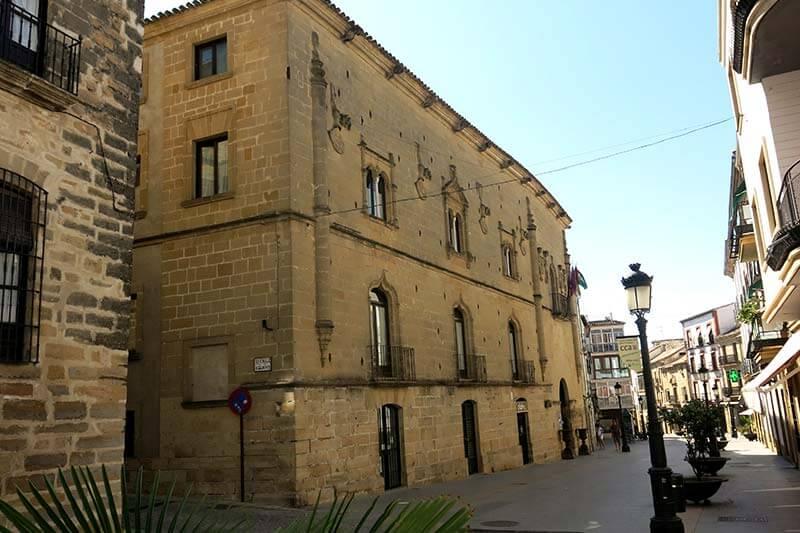 Baeza Palacio de los Salcedo