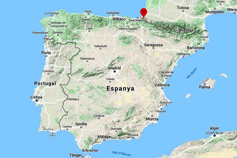 Zugarramurdi (Google maps 2020-03-08)