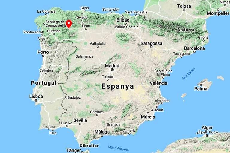 Microhostal La Puerta del Perdon (Google maps 2020-05-07)