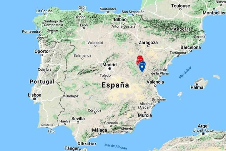 Mapa de situacion (Google maps 2020-08-11)