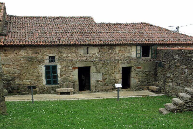 Ecomuseo Forno do Forte. Buño