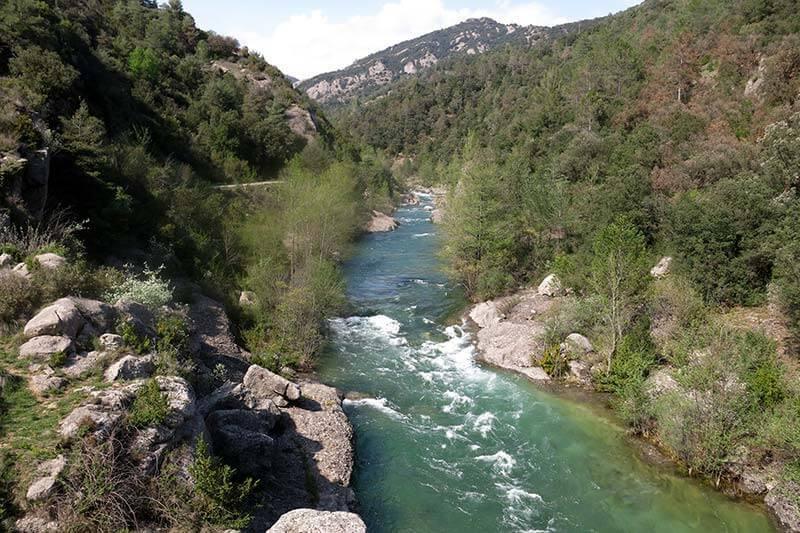 Río Llobregat