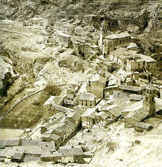 Albarracín 1950