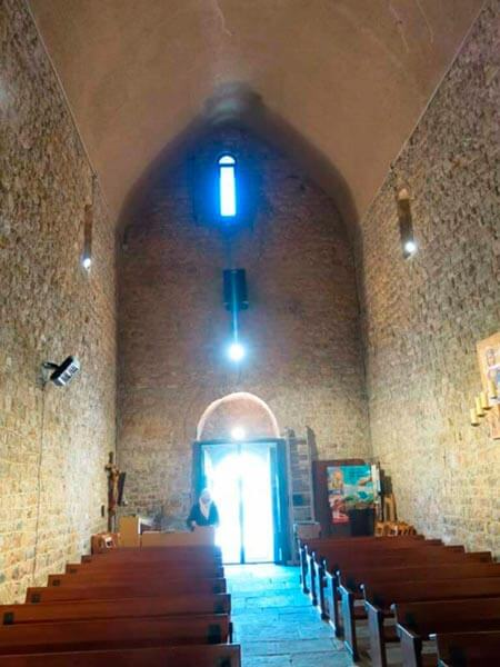 Iglesia románica de Santa María de Barberà del Vallès