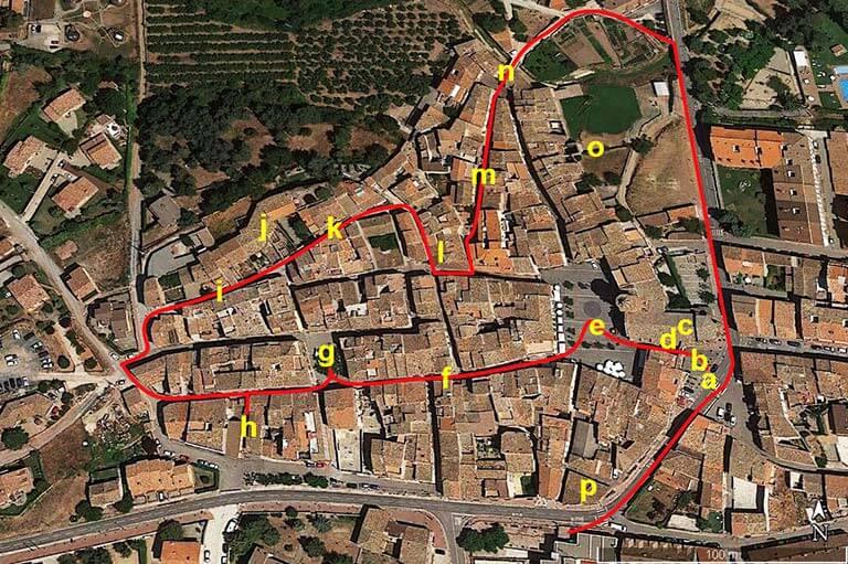 Prades.Tarragona (Google earth 2020-12-03)