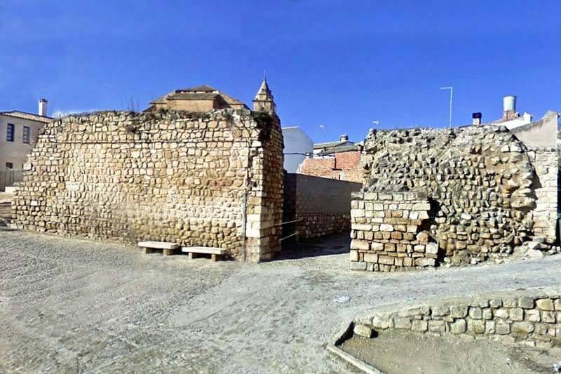 Sabiote muralla