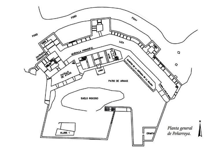 Benítez de Lugo-Molina-Álvarez. La fortaleza de Peñarroya p22.