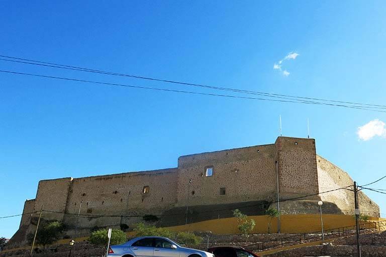 Cuevas del Almanzora Castillo
