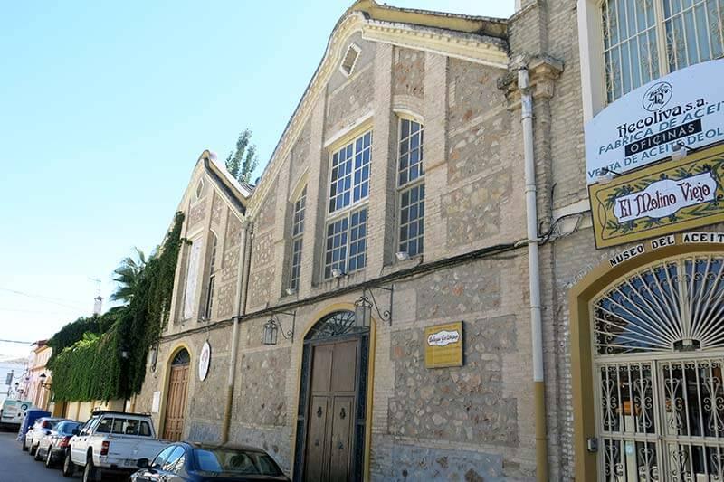 Museo El Molino Viejo, Cabra Bodega modernista