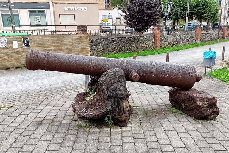 Fabrica de artilleria, La Cavada, Cantabria