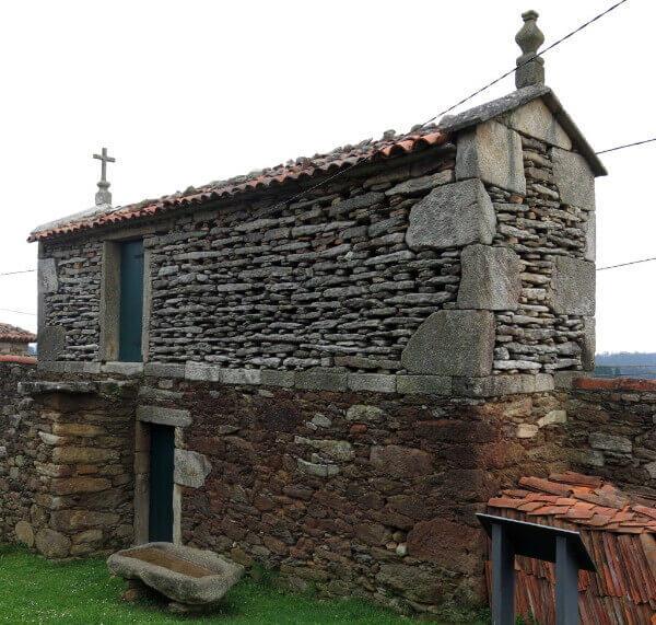 Hórreo del Ecomuseo Forno do Forte
