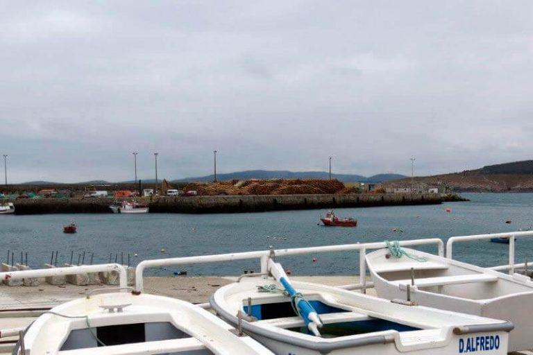 Laxe puerto