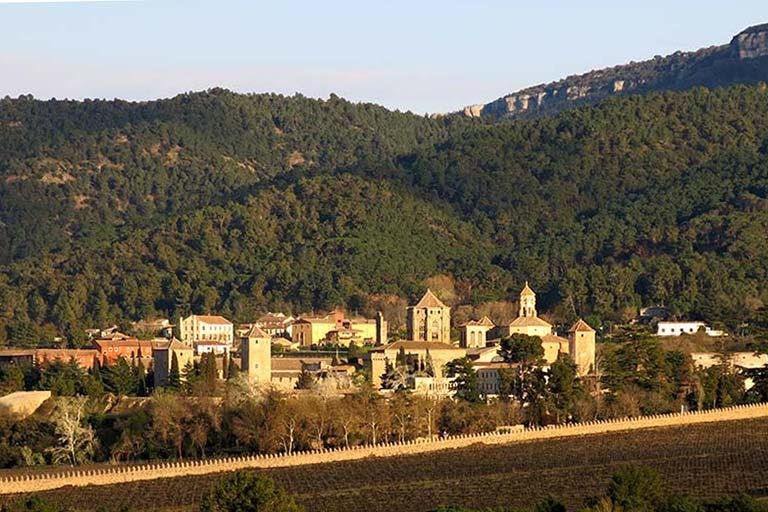 Monestir de Poblet (Tarragona)