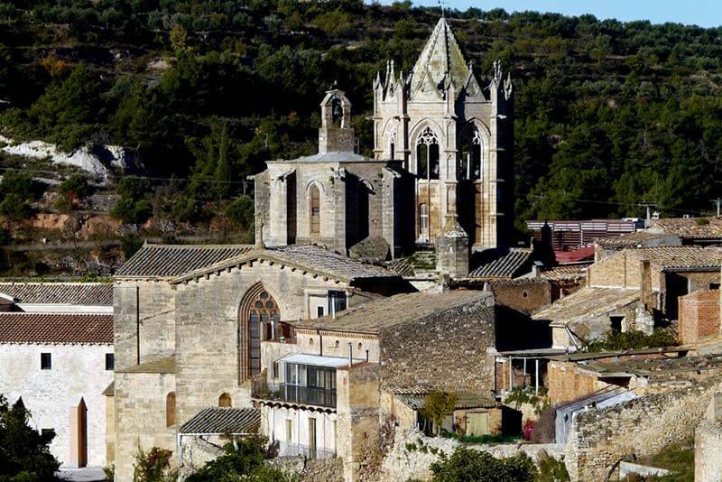 Reial Monestir de Santa Maria (Vallbona de les Monges, Lleida). Monges del Cister