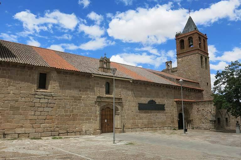 Basilica de Santa Eulalia Merida (Badajoz)