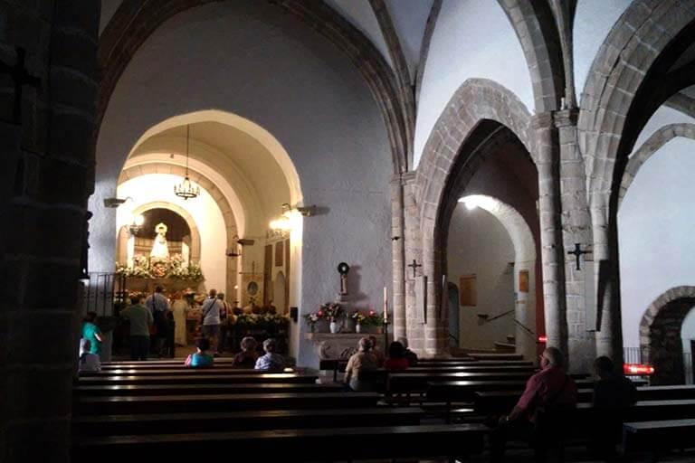 Santuario de Nuestra Señora de la Peña de Francia (Salamanca)