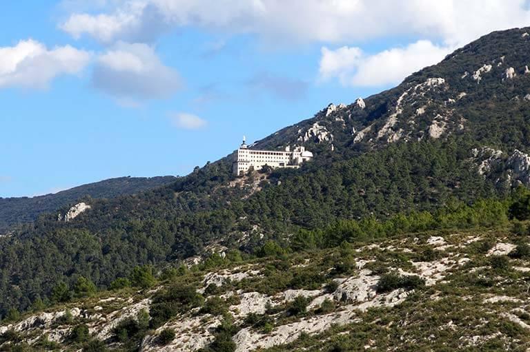 Santuario de la Font Roja (Alcoi, Alicante)