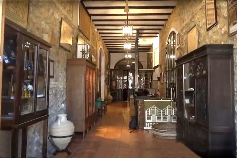 Museo El Molino Viejo, Cabra