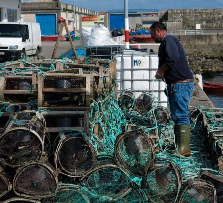 Pescador de Laxe