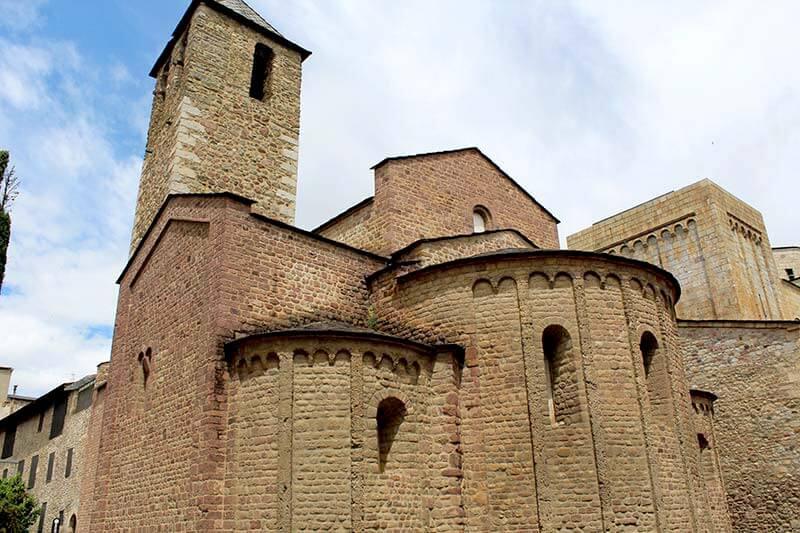 Esglesia de Sant Miquel. La Seu d'Urgell