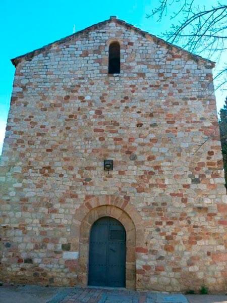 Església romànica de Santa Maria de Barberà del Vallès