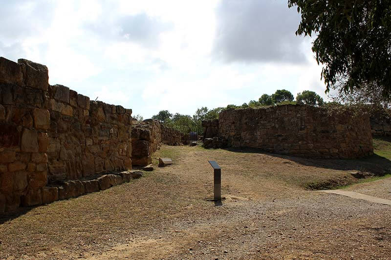 Ullastret muralla