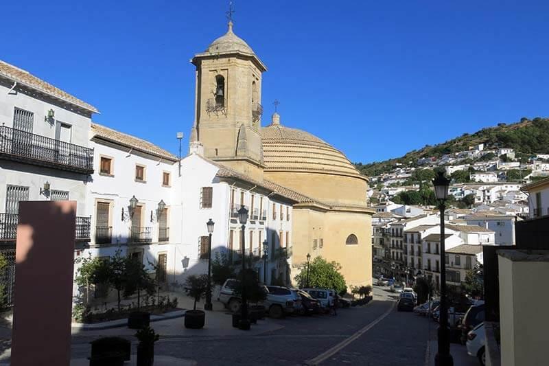 Montefrio Iglesia de la Encarnacion