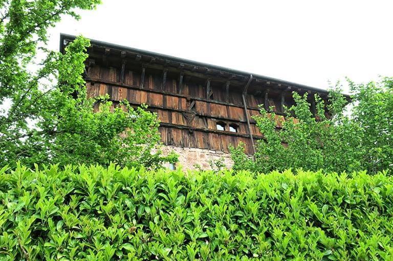 Arraioz, Palacio de Zubiria