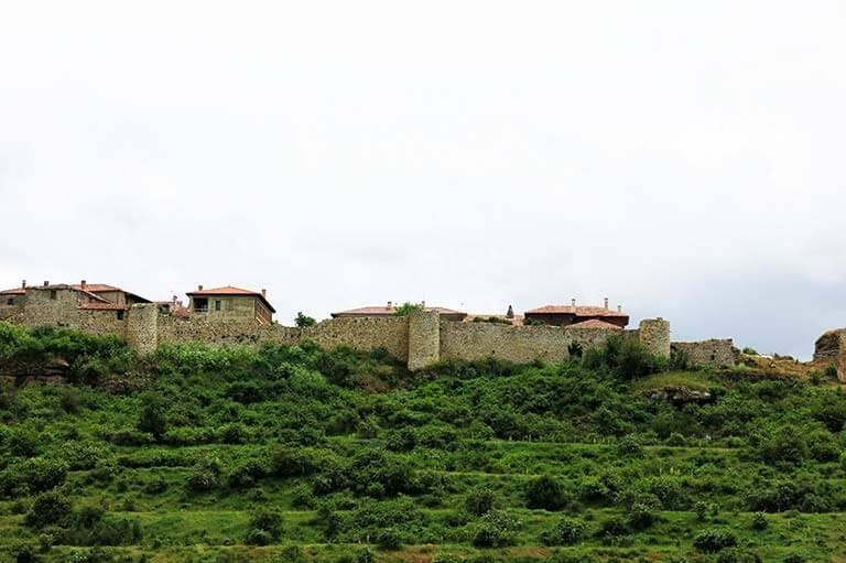 Calatañazor, Soria. Murallas