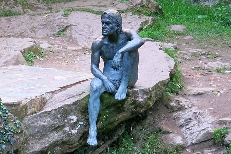 El Hombre Pez, Lierganes, Cantabria