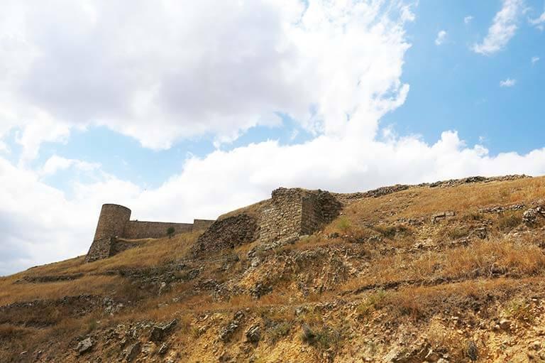 Medinaceli muralla romana