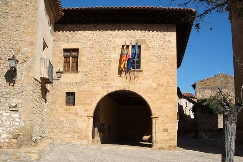 Mirambell Ayuntamiento