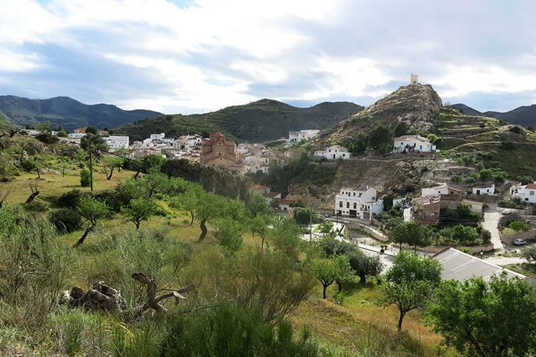 Lubrin, Almeria