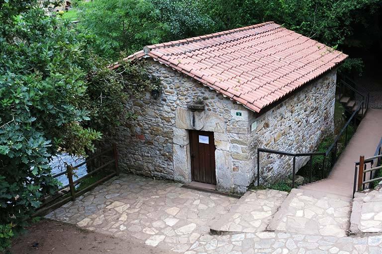 Molino de Mercadillo Centro de Interpretación del Hombre Pez, Lierganes, Cantabria
