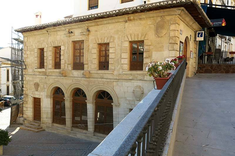 Montefrio Casa de los Oficios