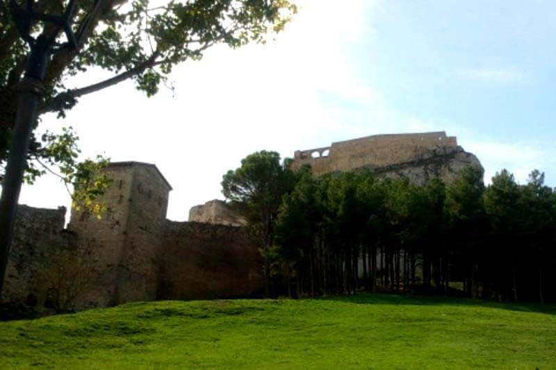 Morella i castell