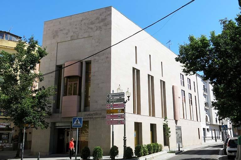 Merida Fundacion Cultural Santo Domingo