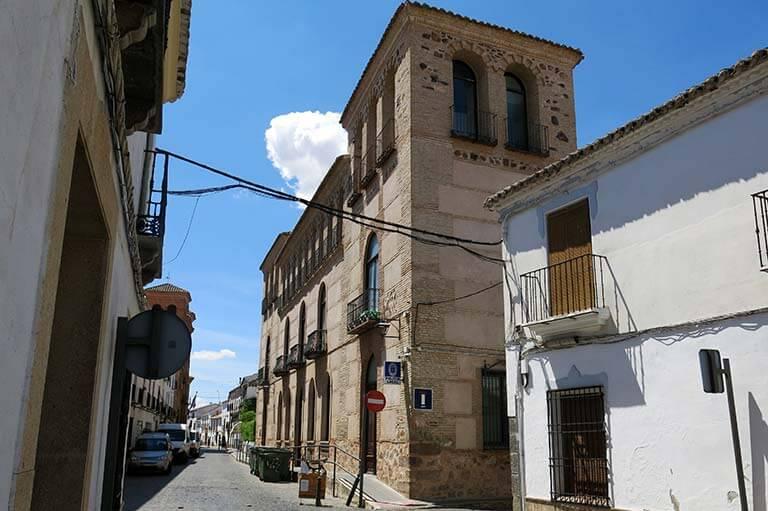 Palacio de los Medrano de Almagro