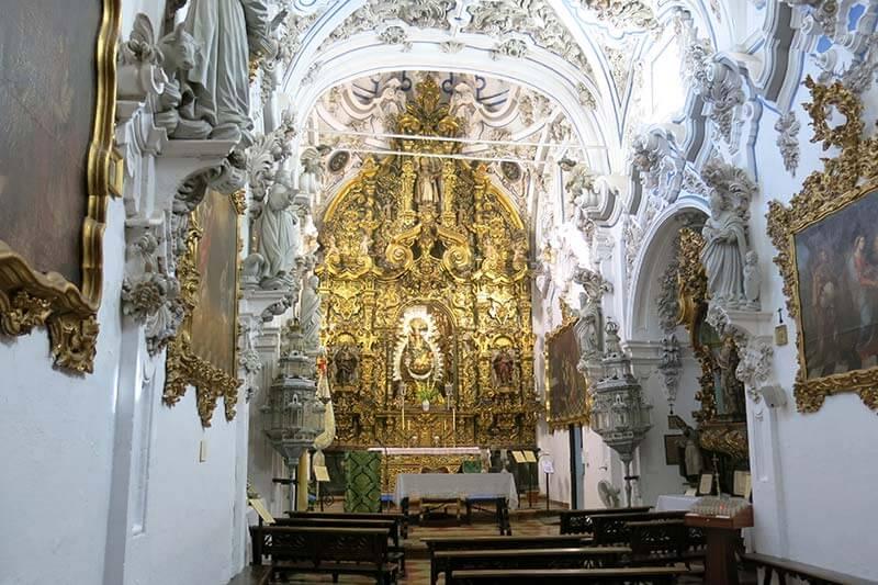 Priego de Cordoba Iglesia de la Aurora
